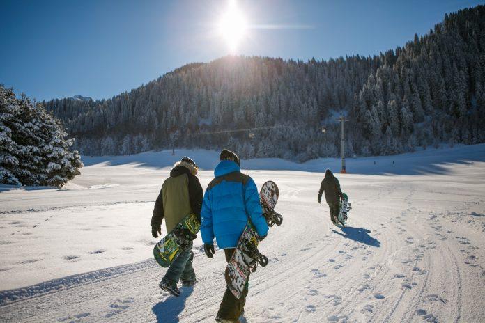 Zimowe aktywności - jak się nie przeziębić?