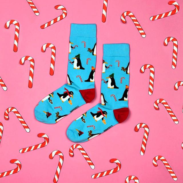Czy śmieszne skarpety to zawsze obciachowy prezent?